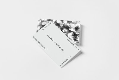 Business card - Graphic design