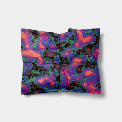 heat map visualization gift wrap