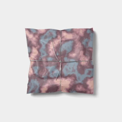 clouds heat map texture gift wrap
