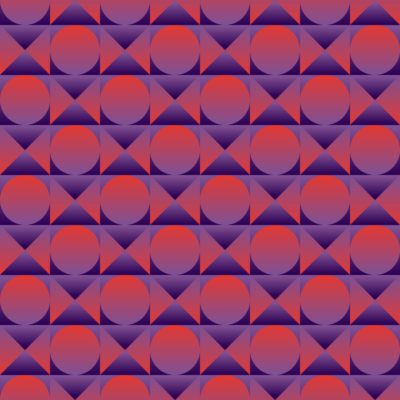 purple and pink gradient tile wrapping paper