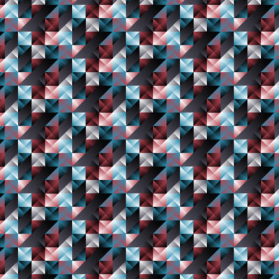 mini gradient tiles wrapping paper