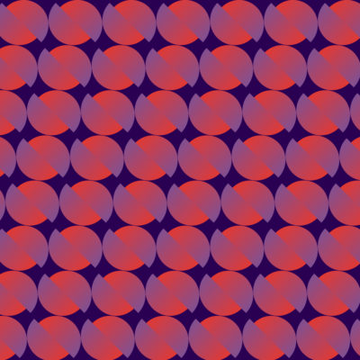 split cell gradient tiles wrapping paper