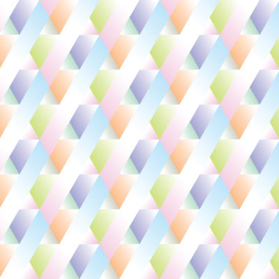 diamond pattern gradient tiles wrapping paper