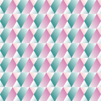 diamond spindle gradient tiles wrapping paper