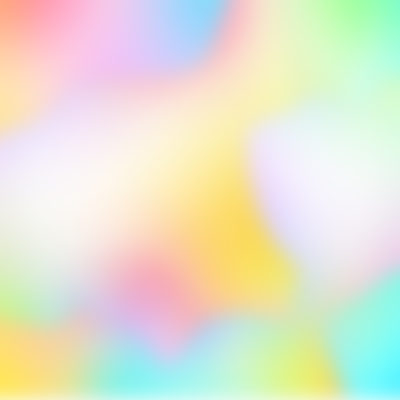 pastel color spectrum wrapping paper