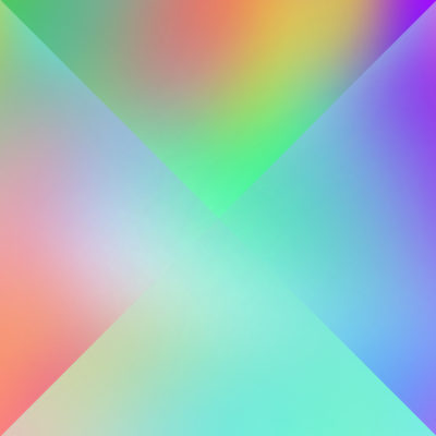 spectral colors wrapping paper