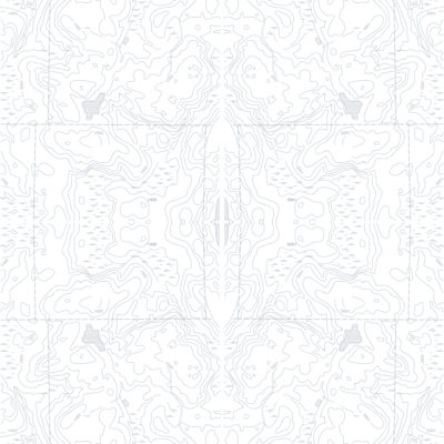 white topographic wrapping paper
